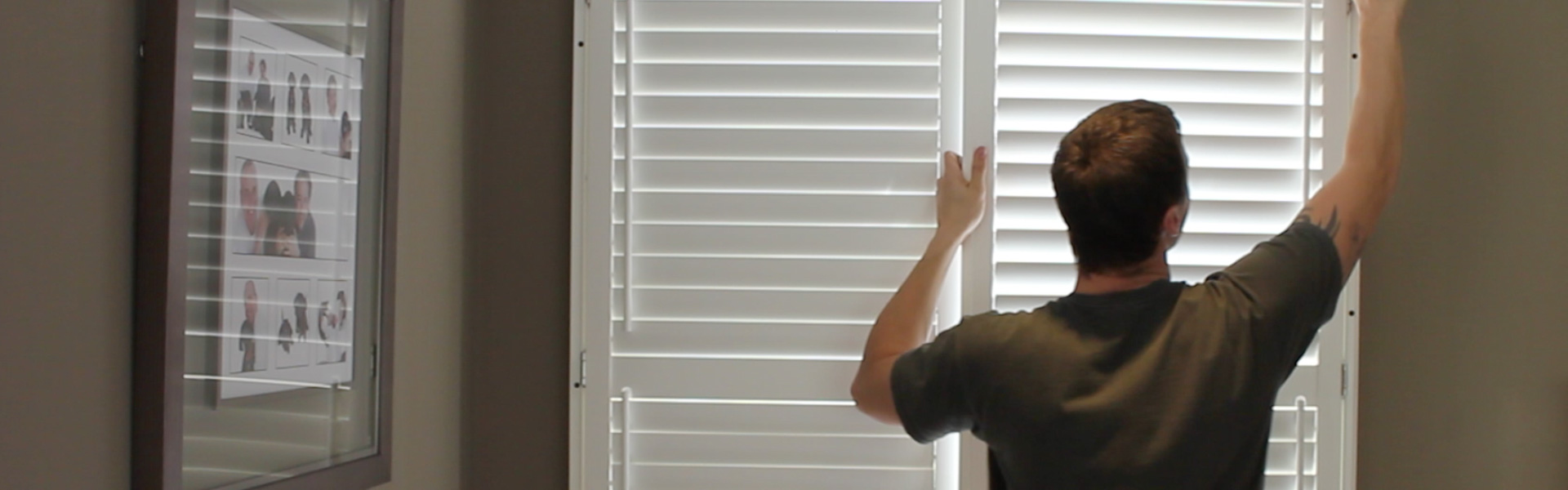 DIY you can do with Wooden Shutters
